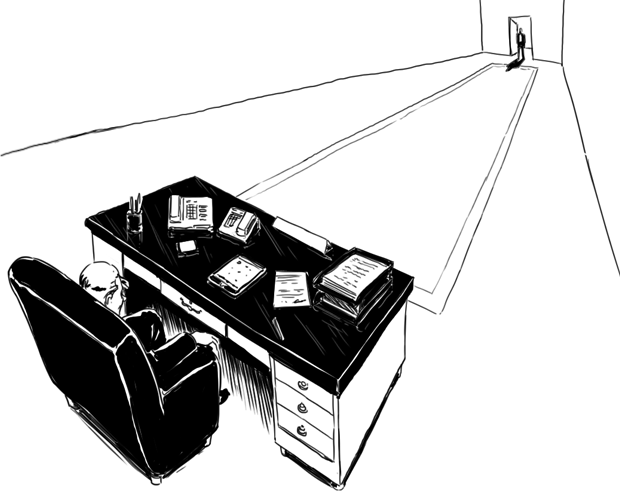 Как всё устроено: Работа чиновника. Изображение № 1.