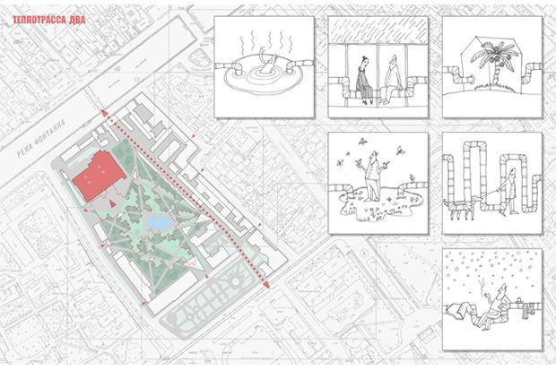 10 проектов квартала около Витебского вокзала . Изображение № 42.