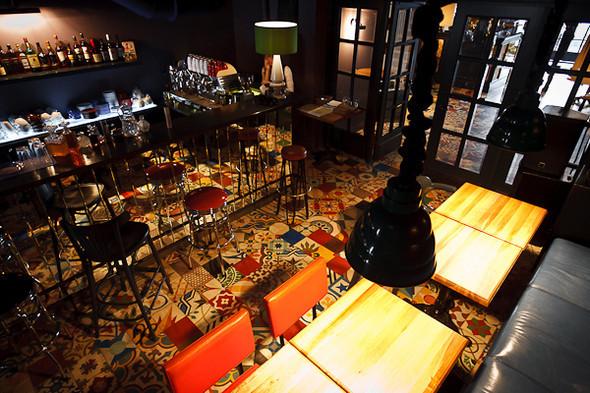 Ресторан-бар Global Point в Санкт-Петербурге —«22:13». Изображение № 26.