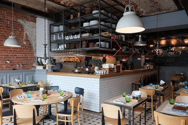 17 новых ресторанов икафе вМоскве. Изображение № 1.