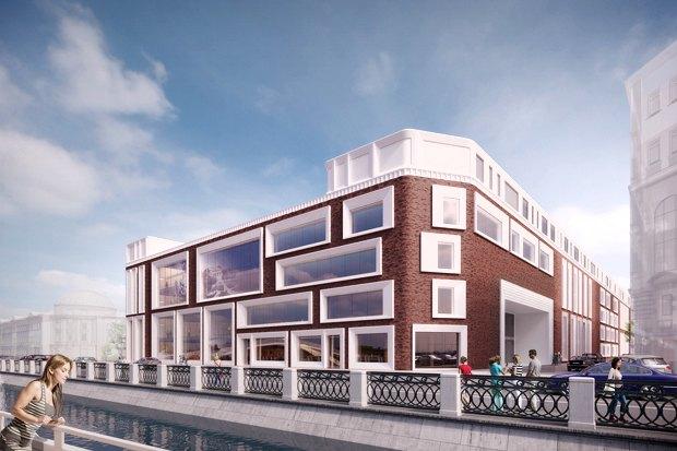 Определены проектировщики фасадов нового здания Третьяковки. Изображение № 3.