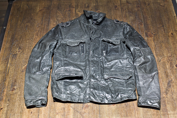Анатомия куртки: Как сделана кожаная куртка AllSaints. Изображение № 10.