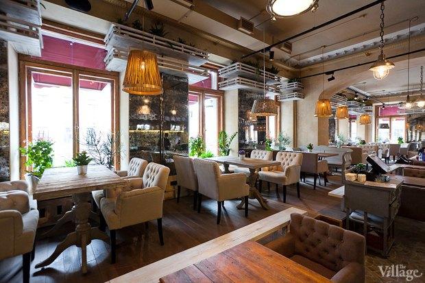 Гид The Village: 43 однодневных кафе на «Ресторанном дне». Изображение № 2.