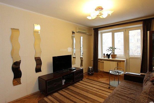 Как переделать съёмную квартиру c ремонтом «под евро». Изображение № 7.