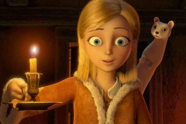«Снежная королева», отечественная анимационная комедия для самых маленьких. Изображение № 8.