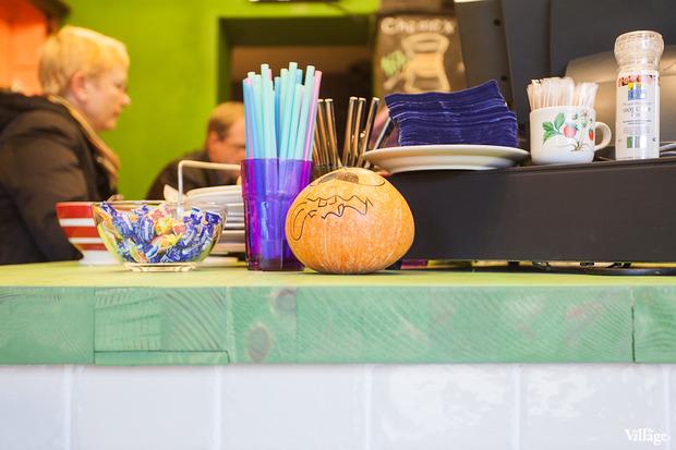 На Фонтанке открылась семейная кофейня «Кофе на кухне». Изображение № 2.