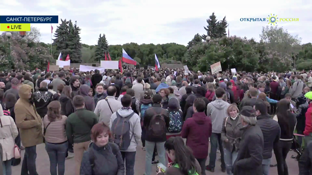 Митинг против моста имени Ахмата Кадырова. Изображение № 4.
