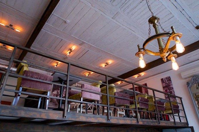На Новом Арбате открылось кафе сфранцузскими вафлями Wafflestory. Изображение № 3.