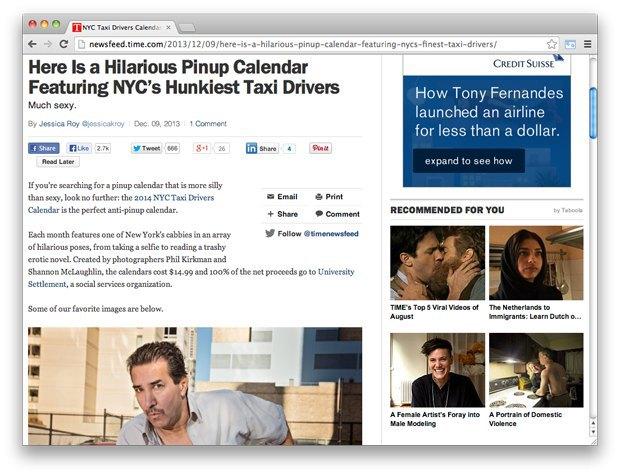 Ссылки дня: Вакансия от Навального, игривый фотосет нью-йоркских таксистов и рассказ Фицджеральда. Изображение № 5.