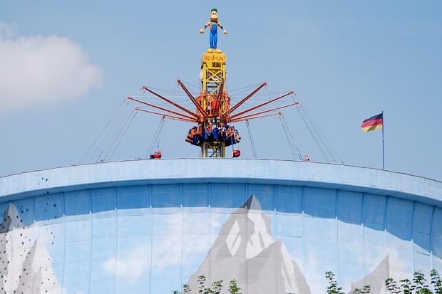 Идеи для города: Парк развлечений в атомной станции. Изображение № 6.