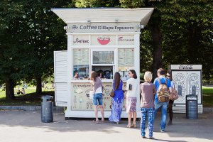 Еда в парке Горького: 33кафе, ресторана икиоска. Изображение № 11.