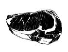 Части тела: Из чего сделаны стейки в ресторанах. Изображение № 2.