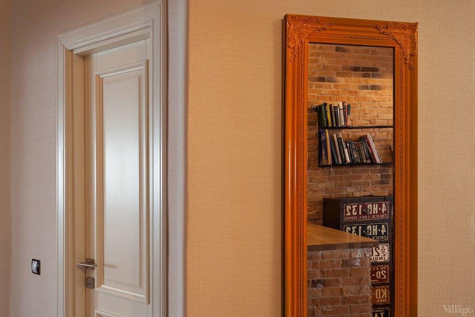 Студия в стиле «лофт» в сталинском доме. Изображение № 4.