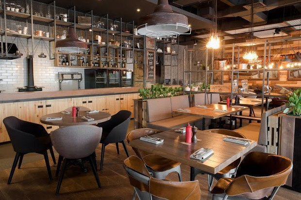 11 кафе и ресторанов, два паба итри кофейни апреля. Изображение № 13.