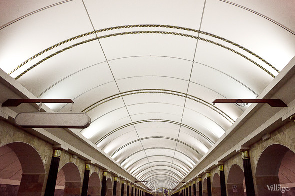 Фоторепортаж: Станция метро «Адмиралтейская» изнутри. Изображение № 11.