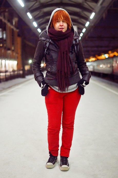 Люди в городе: Последний воскресный поезд Петербург — Москва. Изображение № 11.