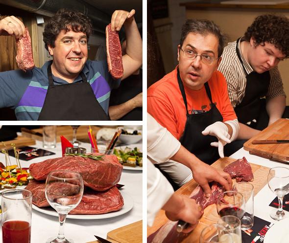 Время есть: Кулинарные мастер–классы, часть 1. Изображение № 4.
