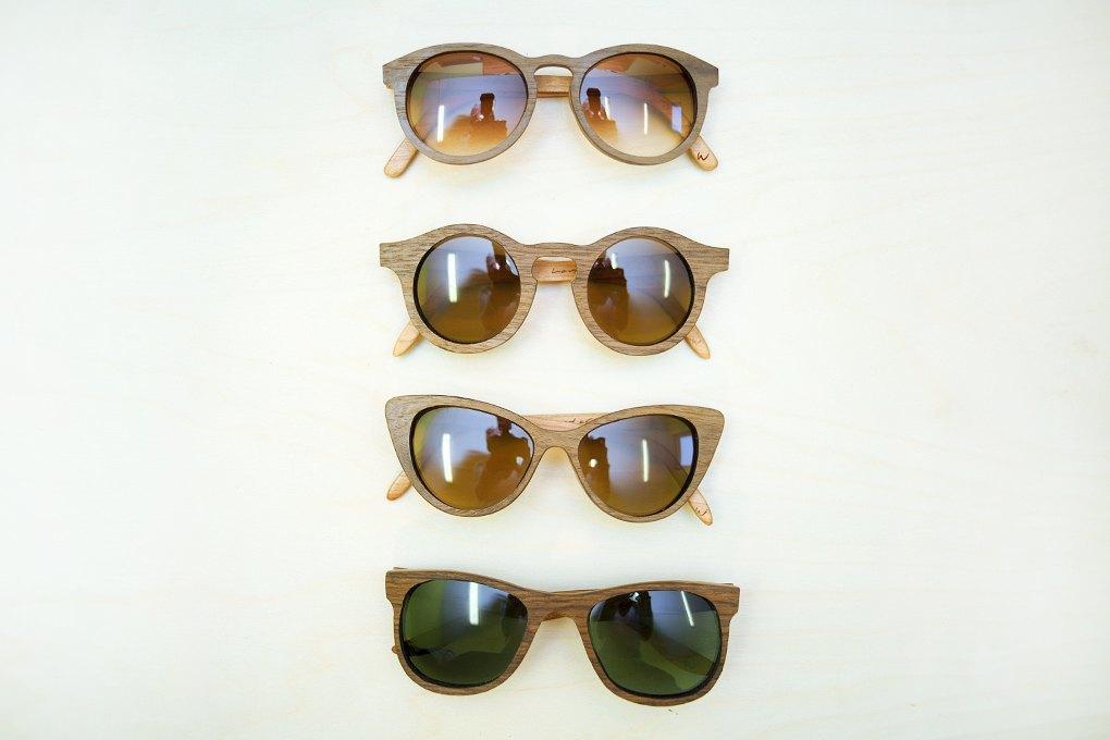 Деревянное и стеклянное: Почему солнечные очки Woodeez продаются даже зимой. Изображение № 1.