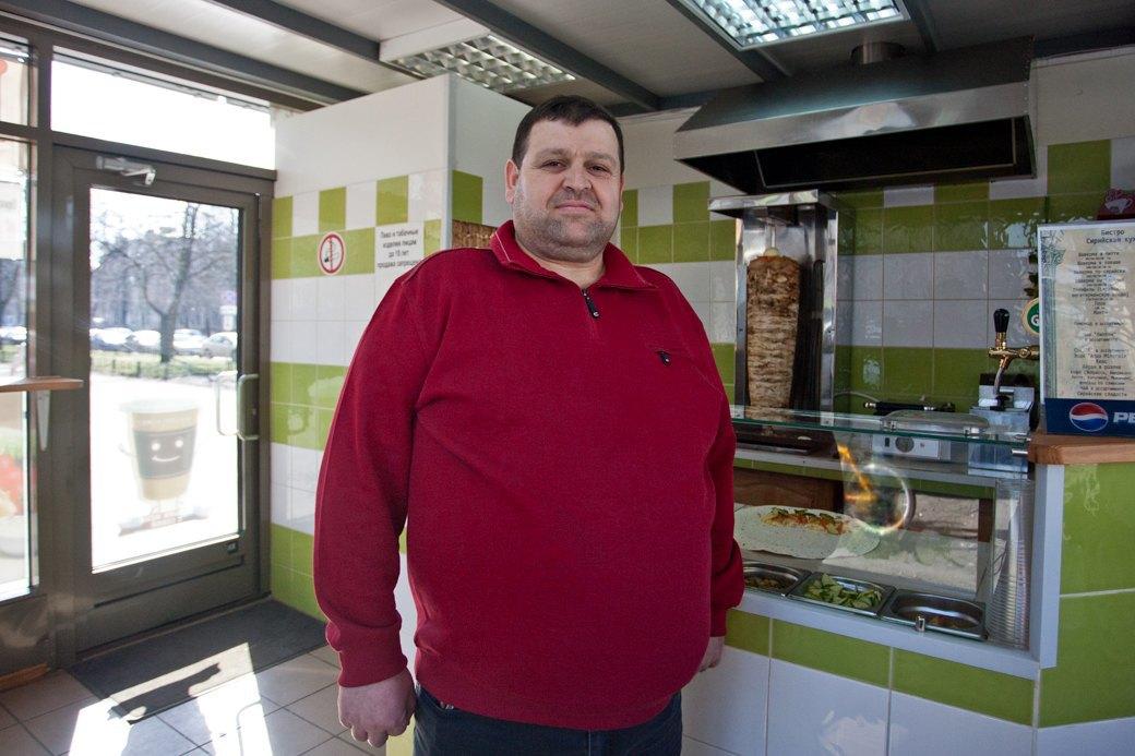 Пионеры шавермы: Кто икак готовит сирийскую еду вПетербурге. Изображение № 3.