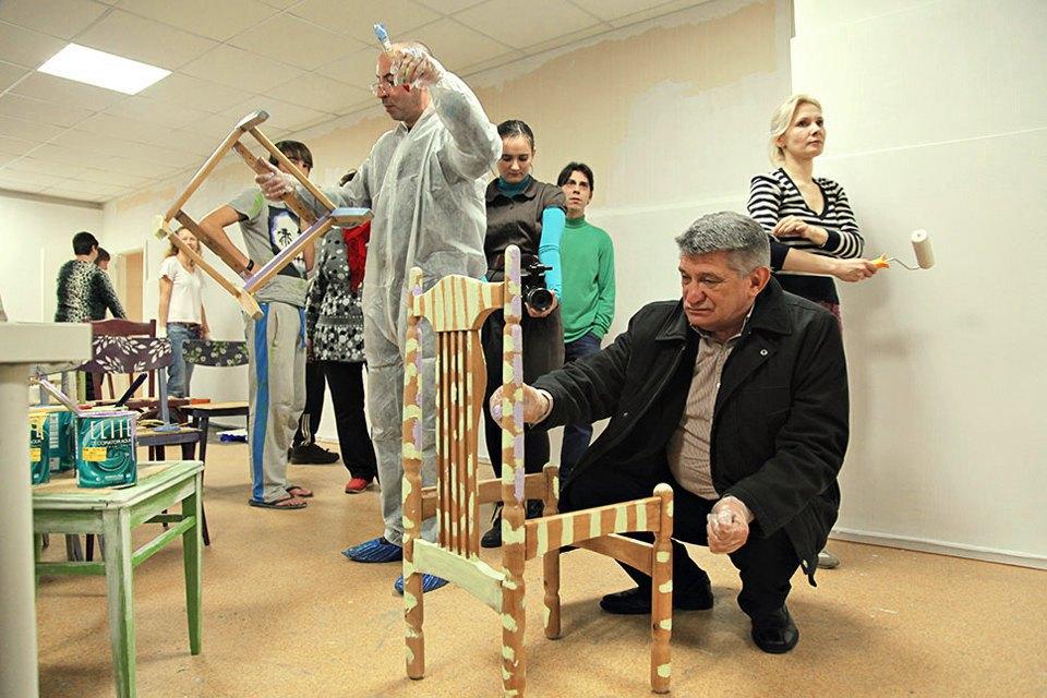 Тут рядом: Как строят крупнейший образовательный центр для аутистов в России. Изображение № 3.