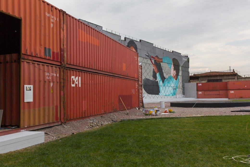 Что происходит с Музеем стрит-арта вновом сезоне. Изображение № 3.