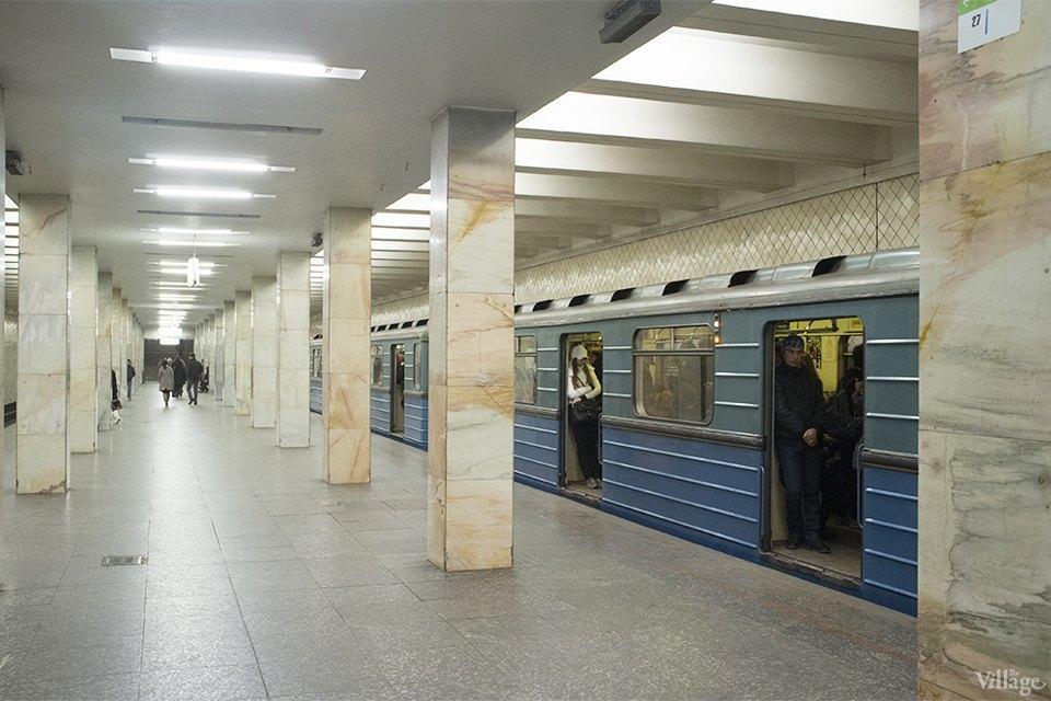Фоторепортаж: Час пик на станции «Выхино». Изображение № 15.