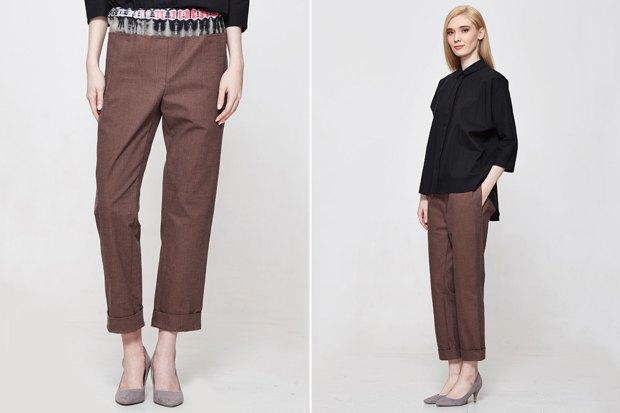 Где купить женские брюки: 9вариантов от 1 199 до 4 300 рублей. Изображение № 4.