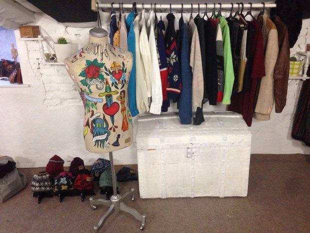 В «Тайге» открылся магазин Sewing Corp. Изображение № 1.