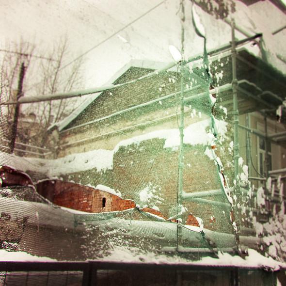 В зоне риска: Усадьба Одоевских на Петровке. Изображение № 9.