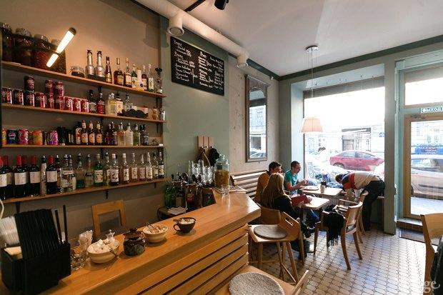 Новое место: Кафе-бар «Бюро». Изображение № 4.