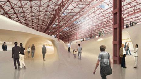В Бахметьевском гараже осенью откроется Музей толерантности. Изображение № 13.
