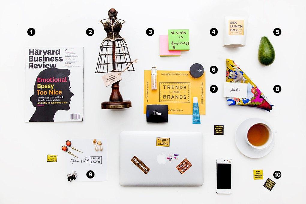 Рабочий стол: АнастасияСартан, Trends Brands. Изображение № 1.