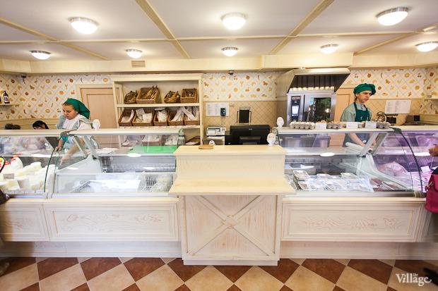 Первый магазин фермерской сети «Гирлянда» открылся на Петроградской . Изображение № 2.