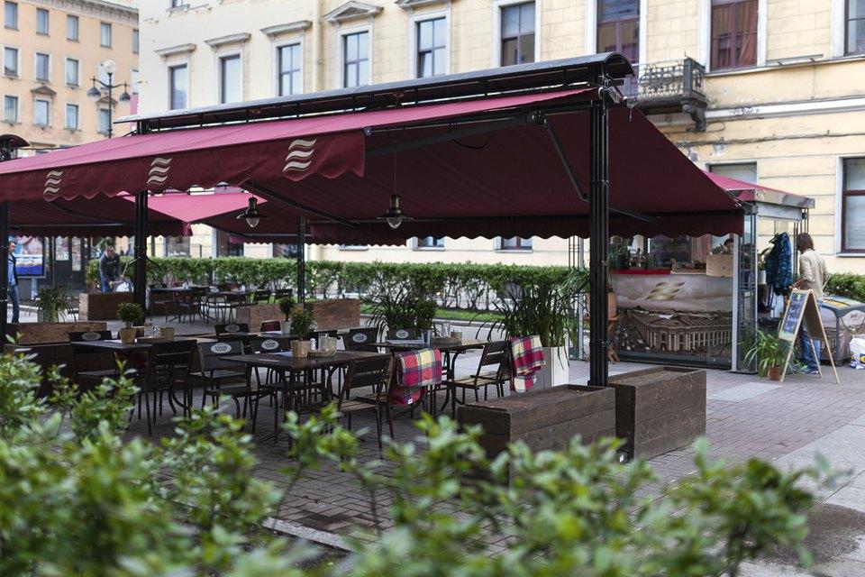 Кафе Luigi на Невском проспекте . Изображение № 3.