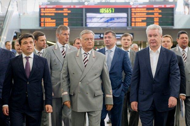 Посещение Ленинградского вокзала после реконструкции. Изображение № 27.