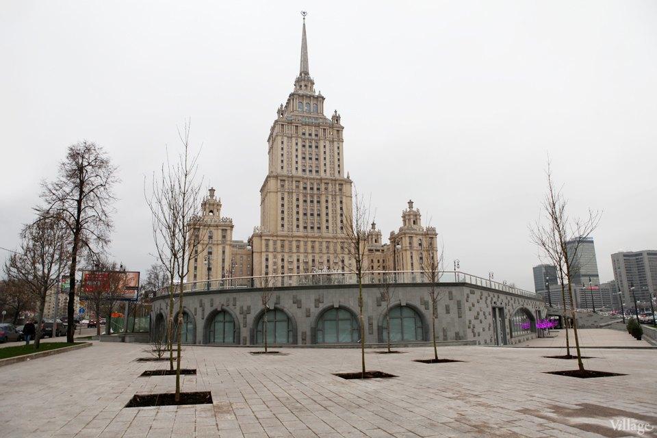 Фоторепортаж: Сквер угостиницы «Украина». Изображение № 17.