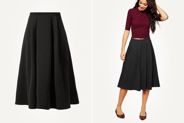 Где купить юбку наосень: 9вариантов от1500 рублей до82тысяч. Изображение № 2.