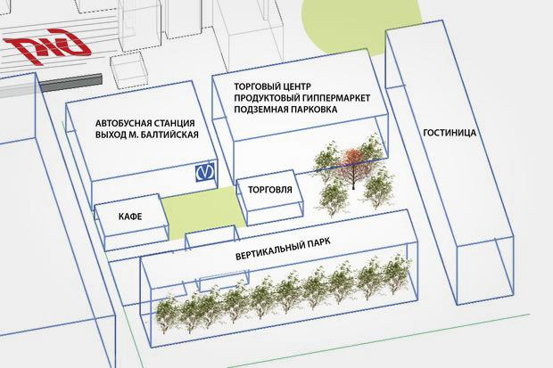 «Серый пояс»: 4 проекта развития промзон. Изображение № 20.