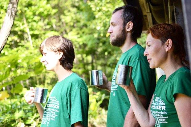 Личный опыт: Что такое волонтёрский лагерь. Изображение № 23.
