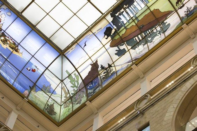 «Центральный детский магазин на Лубянке» откроется после реконструкции 31 марта. Изображение № 4.