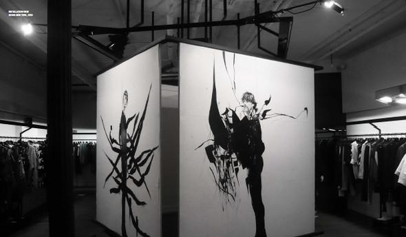 Изображение 9. В «Цветном» открылась выставка The Scents of Black Material.. Изображение № 3.