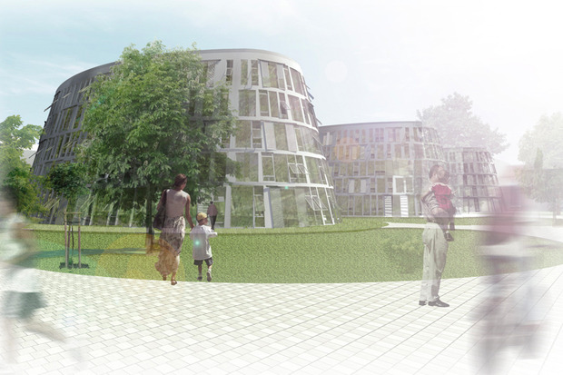 Что делать с электростанцией на Балчуге: 5 проектов студентов МАРХИ. Изображение № 6.