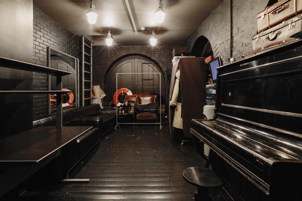 «Студия театрального искусства» вздании бывшей фабрики. Изображение № 30.