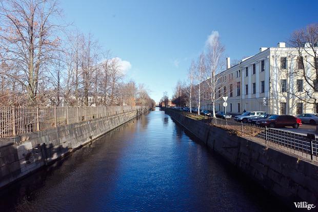 Доковый канал. Изображение № 14.