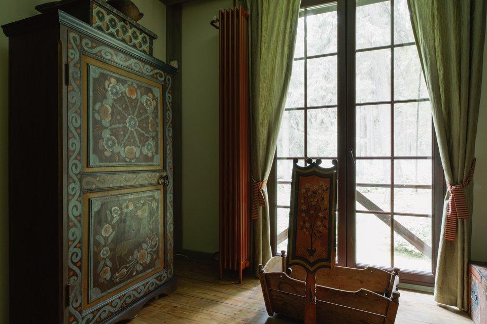 Загородный дом Леонида Парфёнова иЕлены Чекаловой. Изображение № 16.