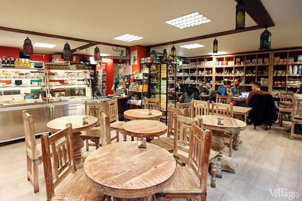 Вегетарианская Москва: 10 кафе, ресторанов исервисов доставки. Изображение № 57.