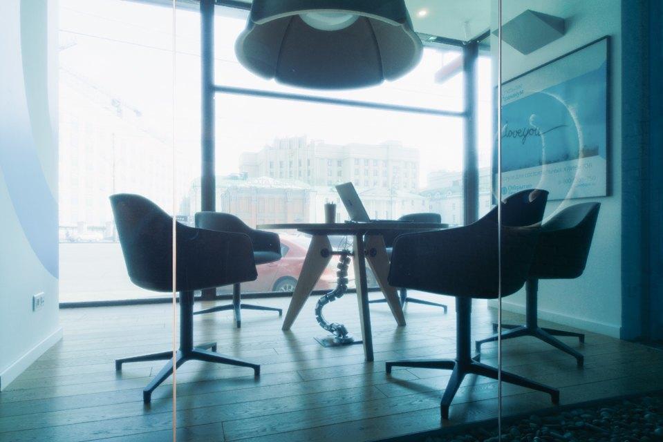 Отделение банка«Открытие», совмещённое с кофейней. Изображение № 5.