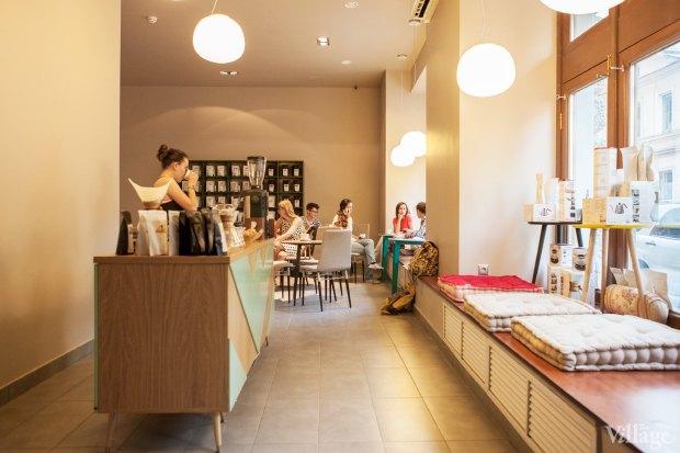Новое место: Brew-bar и магазин DoubleB. Изображение № 4.