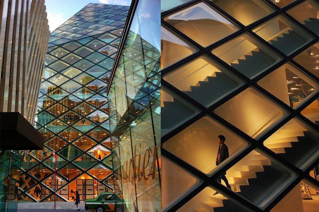 Hopes Tech: 10 самых красивых магазинов мира. Изображение № 18.