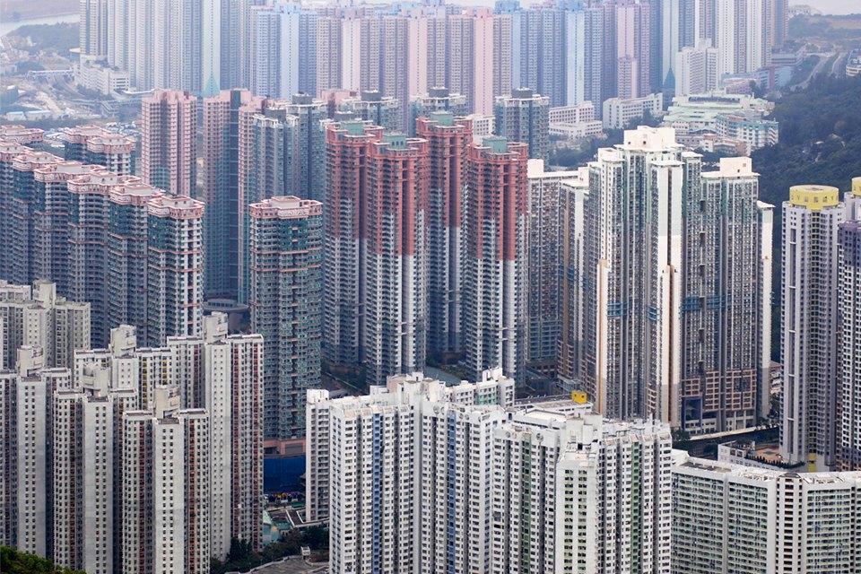 Жилой массив: Каквыглядит массовая застройка вПариже, Гонконге идругих городах. Изображение № 18.